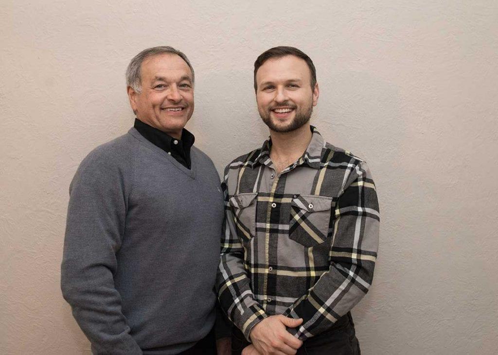 Terry & Zach Silverstein - About Academy Air